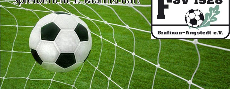 1. Mannschaft : SC 1903 Weimar 2. (2:1)