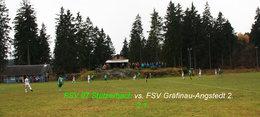 FSV 97 Stützerbach vs. FSV Gräfinau-Angstedt 2.