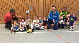 Bilder -Training -Bambini