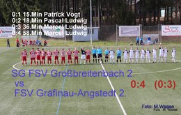 SG FSV Großbreitenbach 2. vs. FSV Gräfinau-Angstedt 2.