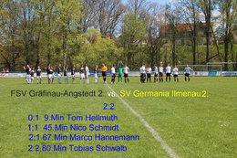 FSV Gräfinau-Angstedt 2. vs. SV Germania Ilmenau 2.