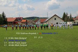 FSV Gräfinau-Angstedt 1. vs. Schöndorfer SV 1.