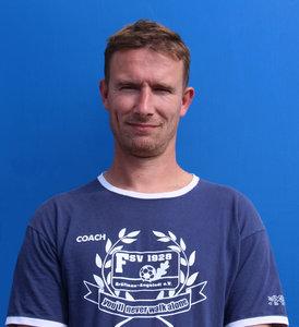 Cheftrainer Maik Holstein