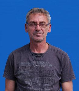 Co - Trainer Karl-Günther Stief