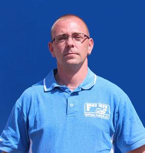 Mannschaftsleiter 2. Andy Machleb
