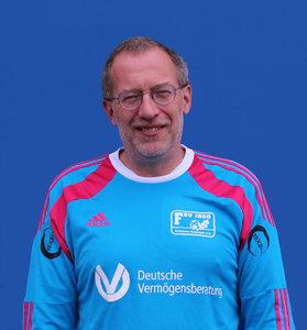 Torwartrainer Jens Achermann