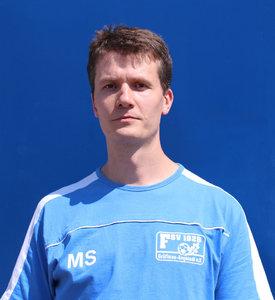 Trainer 2. Mannschaft Marcus Schmidt